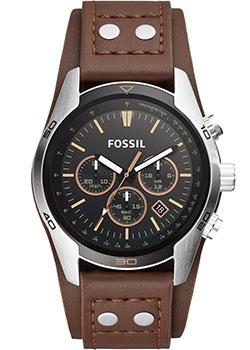 Fossil Часы Fossil CH2891. Коллекция Coachman fossil coachman ch3051