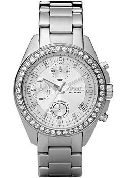 купить Fossil Часы Fossil ES2681. Коллекция Decker по цене 9280 рублей