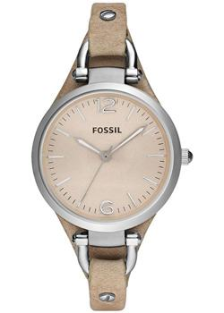 Fossil Часы Fossil ES2830. Коллекция Georgia fossil es3965set
