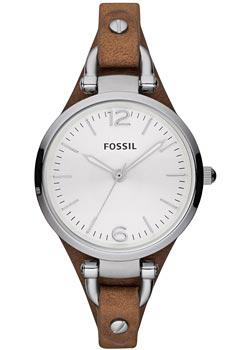 Fossil Часы Fossil ES3060. Коллекция Georgia fossil am4522 fossil
