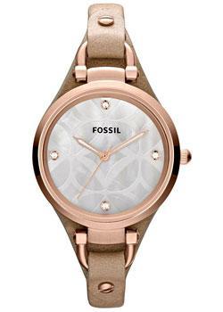 Fossil Часы Fossil ES3151. Коллекция Georgia