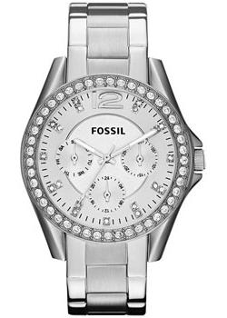 Fossil Часы Fossil ES3202. Коллекция Riley orient часы orient evad005t коллекция classic automatic