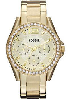 Fossil Часы Fossil ES3203. Коллекция Riley lucinda riley tormiõde