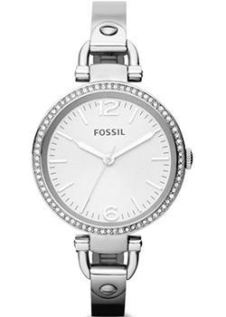 Fossil Часы Fossil ES3225. Коллекция Georgia часы fossil fossil fo619dmvka34