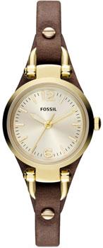 Fossil Часы Fossil ES3264. Коллекция Georgia fossil georgia es3745