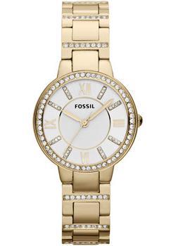 Fossil Часы Fossil ES3283. Коллекция Virginia fossil часы fossil es4196 коллекция idealist