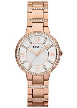Fossil Часы Fossil ES3284. Коллекция Virginia fossil часы fossil es4147 коллекция virginia