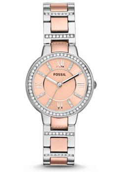 Fossil Часы Fossil ES3405. Коллекция Virginia fossil es4247set page 7
