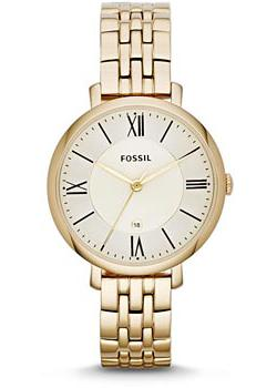 Fossil Часы Fossil ES3434. Коллекция Jacqueline fossil jacqueline es3707