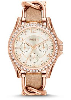 Fossil Часы Fossil ES3466. Коллекция Riley lucinda riley tormiõde