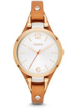 Fossil Часы Fossil ES3565. Коллекция Georgia часы fossil fossil fo619dwkuv30