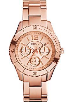 Fossil Часы Fossil ES3815. Коллекция Stella charm часы charm 51124120 коллекция кварцевые женские часы