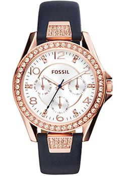 Fossil Часы Fossil ES3887. Коллекция Riley lucinda riley tormiõde