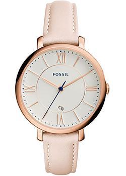 Fossil Часы Fossil ES3988. Коллекция Jacqueline fossil часы fossil es4032 коллекция jacqueline