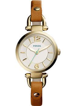 Fossil Часы Fossil ES4000. Коллекция Georgia fossil georgia es3745