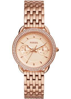 Fossil Часы Fossil ES4055. Коллекция Tailor fossil часы fossil es4196 коллекция idealist