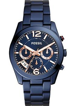 Fossil Часы Fossil ES4093. Коллекция Perfect Boyfriend fossil часы fossil es3954 коллекция tailor