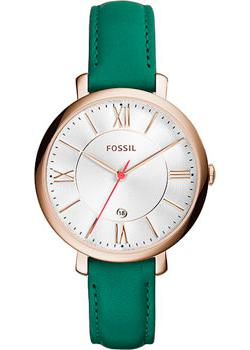 Fossil Часы Fossil ES4149. Коллекция Jacqueline часы fossil fossil fo619dmvka34
