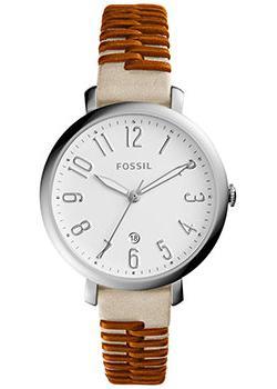 Fossil Часы Fossil ES4209. Коллекция Jacqueline fossil часы fossil es4196 коллекция idealist