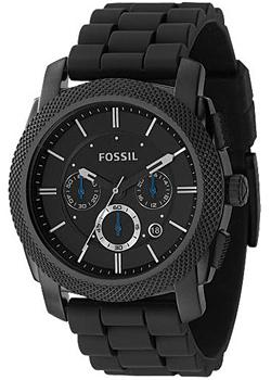 Fossil Часы Fossil FS4487. Коллекция Chronograph fossil machine fs4487