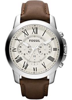 Fossil Часы Fossil FS4735. Коллекция Grant цена