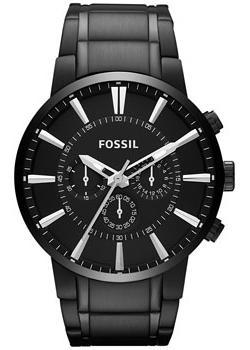 лучшая цена Fossil Часы Fossil FS4778. Коллекция Chronograph