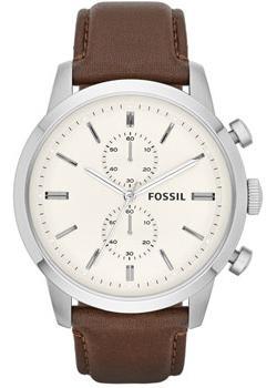 купить Fossil Часы Fossil FS4865. Коллекция Townsman по цене 9910 рублей