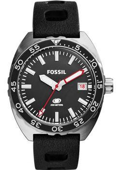 Fossil Часы Fossil FS5053. Коллекция Breaker fossil часы fossil es4196 коллекция idealist