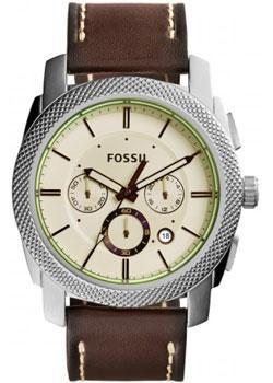 Fossil Часы Fossil FS5108. Коллекция Machine цена