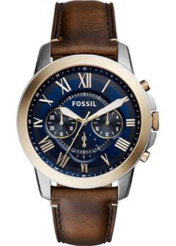 Fossil Часы Fossil FS5150. Коллекция Grant