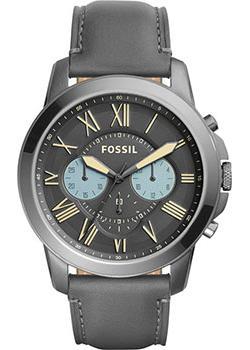 Fossil Часы Fossil FS5183. Коллекция Grant цена