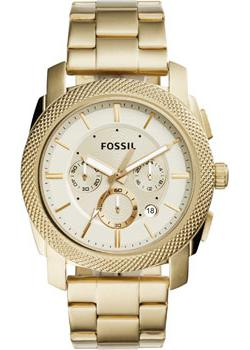 Fossil Часы Fossil FS5193. Коллекция Machine fossil часы fossil fs5170 коллекция machine