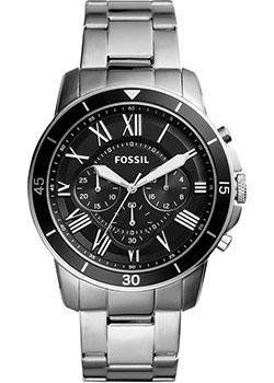 Fossil Часы Fossil FS5236. Коллекция Grant fossil fashion наручные мужские часы fossil fs5107 коллекция grant