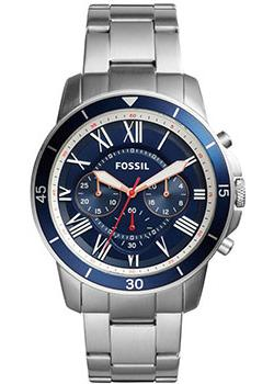 Fossil Часы Fossil FS5238. Коллекция Grant fossil часы fossil fs5214 коллекция grant