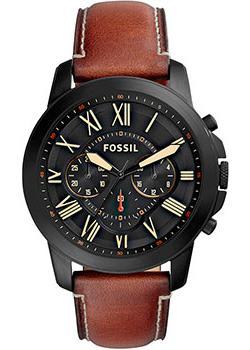 Fossil Часы Fossil FS5241. Коллекция Grant fossil часы fossil es4196 коллекция idealist
