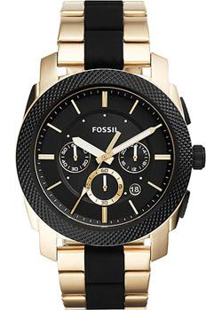 Fossil Часы Fossil FS5261. Коллекция Machine fossil часы fossil fs5170 коллекция machine