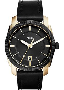 Fossil Часы Fossil FS5263. Коллекция Machine fossil часы fossil fs5170 коллекция machine