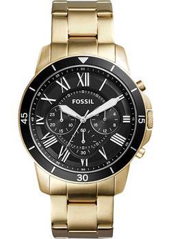 Fossil Часы Fossil FS5267. Коллекция Grant fossil fashion наручные мужские часы fossil fs5107 коллекция grant