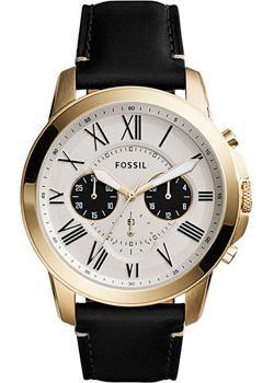 Fossil Часы Fossil FS5272. Коллекция Grant мужские часы fossil fs5272