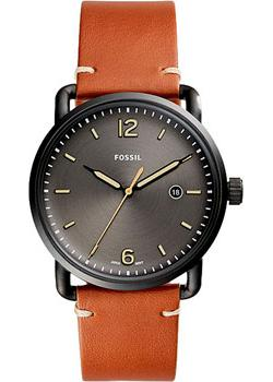 Fossil Часы Fossil FS5276. Коллекция Commuter  fossil the commuter fs5275