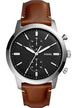 Fossil Часы Fossil FS5280. Коллекция Townsman