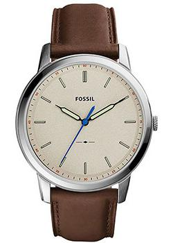 Fossil Часы Fossil FS5306. Коллекция The Minimalist Slim fossil часы fossil es3954 коллекция tailor