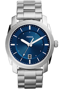 Fossil Часы Fossil FS5340. Коллекция Machine fossil machine fs4487
