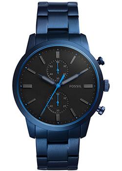 купить Fossil Часы Fossil FS5345. Коллекция Townsman по цене 14270 рублей