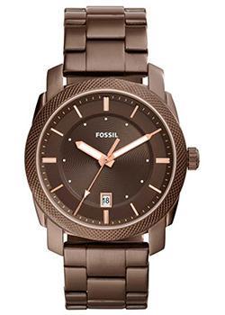 Fossil Часы Fossil FS5370. Коллекция Machine цена