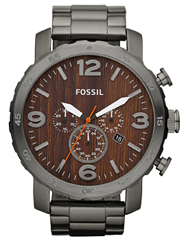 Fossil Часы Fossil JR1355. Коллекция Nate fossil fossil es3203
