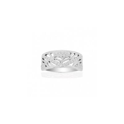 Серебряное кольцо Ювелирное изделие A13841OX кольцо серебро куб цирконий