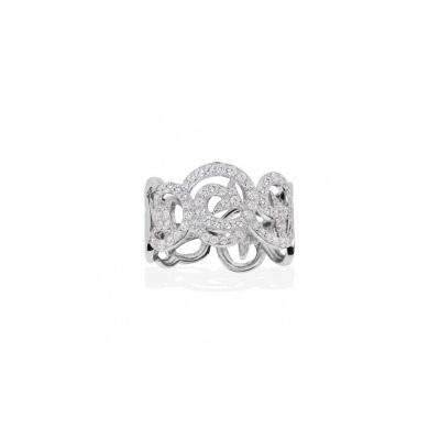 Серебряное кольцо Ювелирное изделие A13935OX кольцо серебро куб цирконий