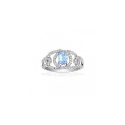 Серебряное кольцо  Ювелирное изделие A14127TB