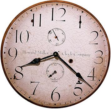 Howard miller Настенные часы Howard miller 620-314. Коллекция nowitz miller trio nowitz miller trio wittgenstein s nephews